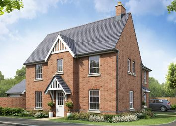 "Thumbnail 3 bedroom semi-detached house for sale in ""Morpeth"" at Beggars Lane, Leicester Forest East, Leicester"
