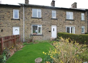 Thumbnail 3 bed terraced house for sale in Denby Lane Crescent, Grange Moor, Wakefield