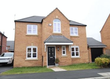 Thumbnail 4 bed detached house for sale in Elmswood Avenue, Hunts Cross, Liverpool