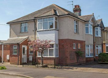 Thumbnail 2 bed maisonette for sale in Downs Park Road, Totton, Southampton