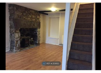 Thumbnail 3 bed terraced house to rent in Rhedyw Road, Llanllyfni