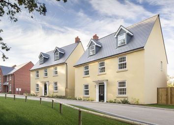 "Thumbnail 5 bed detached house for sale in ""Emerson @ The Copse"" at Pinn Hill, Pinhoe, Exeter"