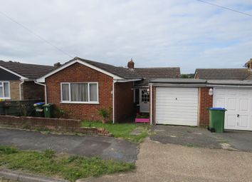 Thumbnail 2 bedroom detached bungalow for sale in St. Leonards Road, Newhaven