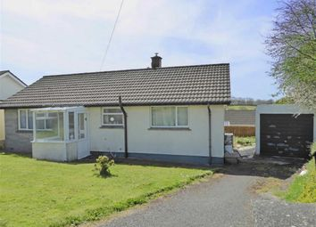 Thumbnail 2 bed detached bungalow for sale in Deer Valley Road, Holsworthy