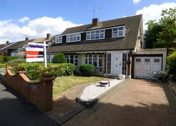 Thumbnail 3 bedroom semi-detached house for sale in Gloucester Avenue, Hornchurch