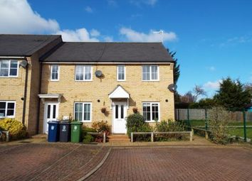 Thumbnail 2 bedroom end terrace house for sale in Girton, Cambridge, Cambridgeshire