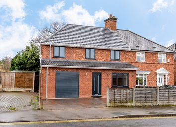 Thumbnail 4 bed semi-detached house to rent in Ebrook Road, Sutton Coldfield, West Midlands