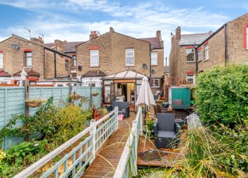 Thumbnail 1 bed flat for sale in Leighton Road, Enfield