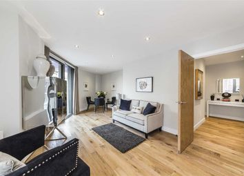 Thumbnail 3 bed flat for sale in Regents Park Road, London