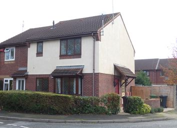 Thumbnail 1 bed terraced house for sale in Regent Gardens, Hereford