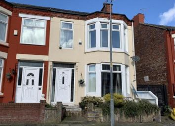 3 bed end terrace house for sale in Trevor Road, Orrell Park, Liverpool L9