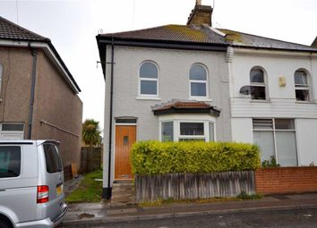 Thumbnail 3 bed end terrace house for sale in Newington Road, Ramsgate, Kent