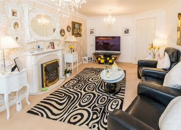 Thumbnail 1 bed flat for sale in Charter Court, North Road, Retford