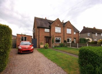 Thumbnail 3 bed semi-detached house to rent in Gorsey Bank Crescent, Wybunbury, Nantwich