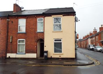 Thumbnail 3 bed end terrace house for sale in Scorer Street, Lincoln, Lincolnshire