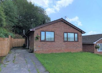 Thumbnail 2 bed detached bungalow for sale in Bryn Morgrug, Alltwen, Pontardawe, Swansea