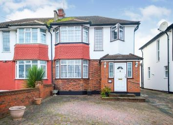 3 bed semi-detached house for sale in Rushgrove Avenue, London, England, Uk NW9