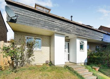 3 bed end terrace house for sale in Central Avenue, Telscombe Cliffs, Peacehaven BN10