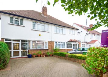 Thumbnail 3 bed semi-detached house for sale in Woodcock Hill, Kenton, Harrow, Middlesex