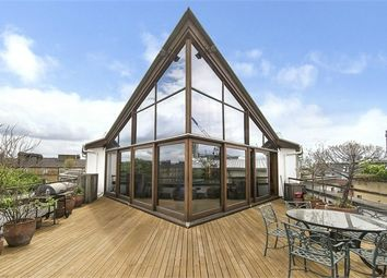Thumbnail 3 bed flat for sale in The Triangle, Three Oak Lane, London