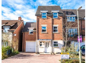 Thumbnail 5 bed end terrace house for sale in Hawthorn Way, Bordon