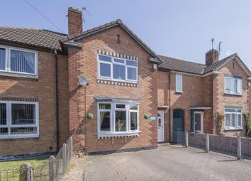Thumbnail 3 bed terraced house for sale in Woodshawe Rise, Leicester
