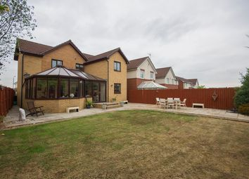 Thumbnail 4 bed detached house for sale in Shetland Drive, Kilmarnock
