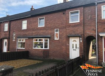 Thumbnail 3 bedroom terraced house for sale in Central Drive, Haltwhistle, Northumberland
