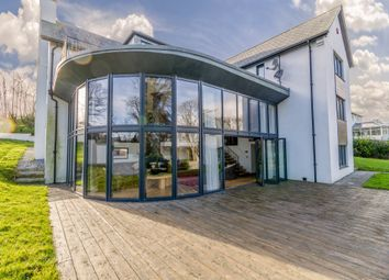 Thumbnail 4 bed detached house for sale in Plymbridge Road, Glenholt, Plymouth