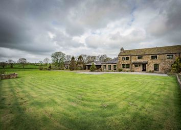 Thumbnail 3 bed barn conversion for sale in Further Lane, Mellor, Blackburn