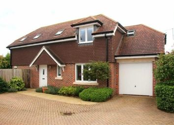 Thumbnail 3 bedroom detached house for sale in Canberra Close, Christchurch, Dorset