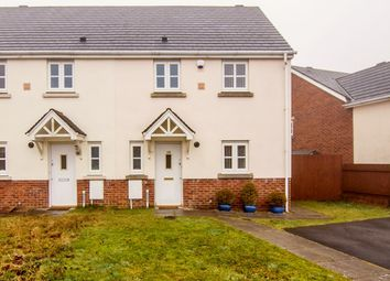 Thumbnail 3 bed semi-detached house for sale in Lakeside Avenue, Brynmawr, Ebbw Vale