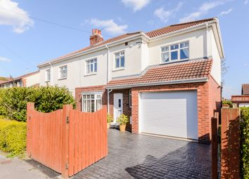 Thumbnail 4 bed semi-detached house for sale in Austhorpe Grove, Leeds, West Yorkshire