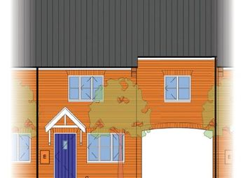 Thumbnail 3 bed town house for sale in Hutton Way, Faldingworth, Market Rasen