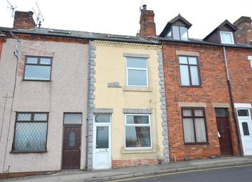 Thumbnail 2 bed terraced house for sale in Middlecroft Road, Staveley, Chesterfield