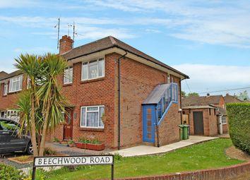 Thumbnail 2 bedroom maisonette to rent in Chawton Park Road, Alton