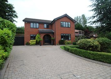 Thumbnail 4 bed detached house for sale in Priory Close, Aigburth, Liverpool