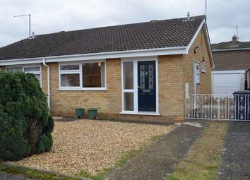 Thumbnail 2 bed semi-detached bungalow to rent in Plough Lane, Kingsthorpe, Northampton