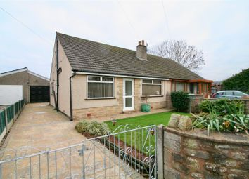 Thumbnail 2 bed semi-detached bungalow for sale in The Croft, Caton, Lancaster