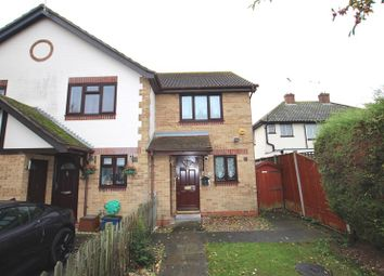 Thumbnail 2 bedroom end terrace house for sale in Pavilion Close, Southend-On-Sea