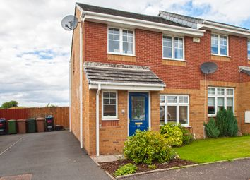 Thumbnail 3 bed semi-detached house for sale in Dalwhinnie Crescent, Kilmarnock