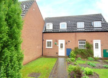 Thumbnail 2 bed terraced house for sale in Syderstone Walk, Arnold, Nottingham
