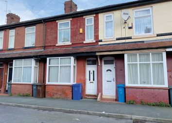Thumbnail 2 bedroom terraced house for sale in Brocklehurst Street, Manchester