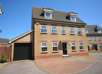 Thumbnail 5 bed detached house for sale in Dorley Dale, Carlton Colville, Lowestoft