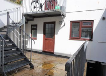 Thumbnail 1 bed flat for sale in 9 Berkley Vale, Falmouth