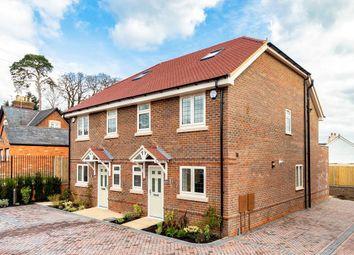 Crowthorne Road, Sandhurst, Berkshire GU47. 3 bed semi-detached house for sale