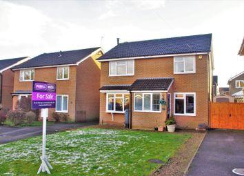 Thumbnail 4 bed detached house for sale in Bilsdale Grove, Knaresborough