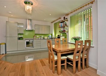Thumbnail 3 bed flat for sale in Leben Court, 36 Sutton Court Road, Sutton, Surrey