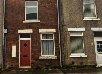 Thumbnail 2 bed terraced house for sale in 30 Tenth Street, Blackhall Colliery, Hartlepool, Cleveland