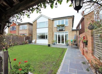 Thumbnail 4 bed detached house for sale in Field Close, West Molesey